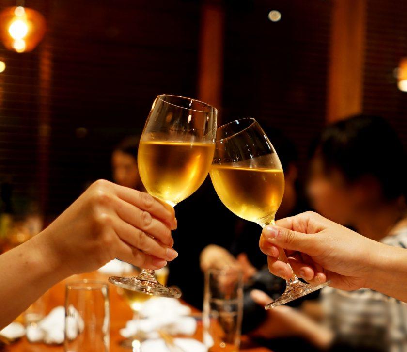 宴会シーズンも翌日に、お酒を残さない!